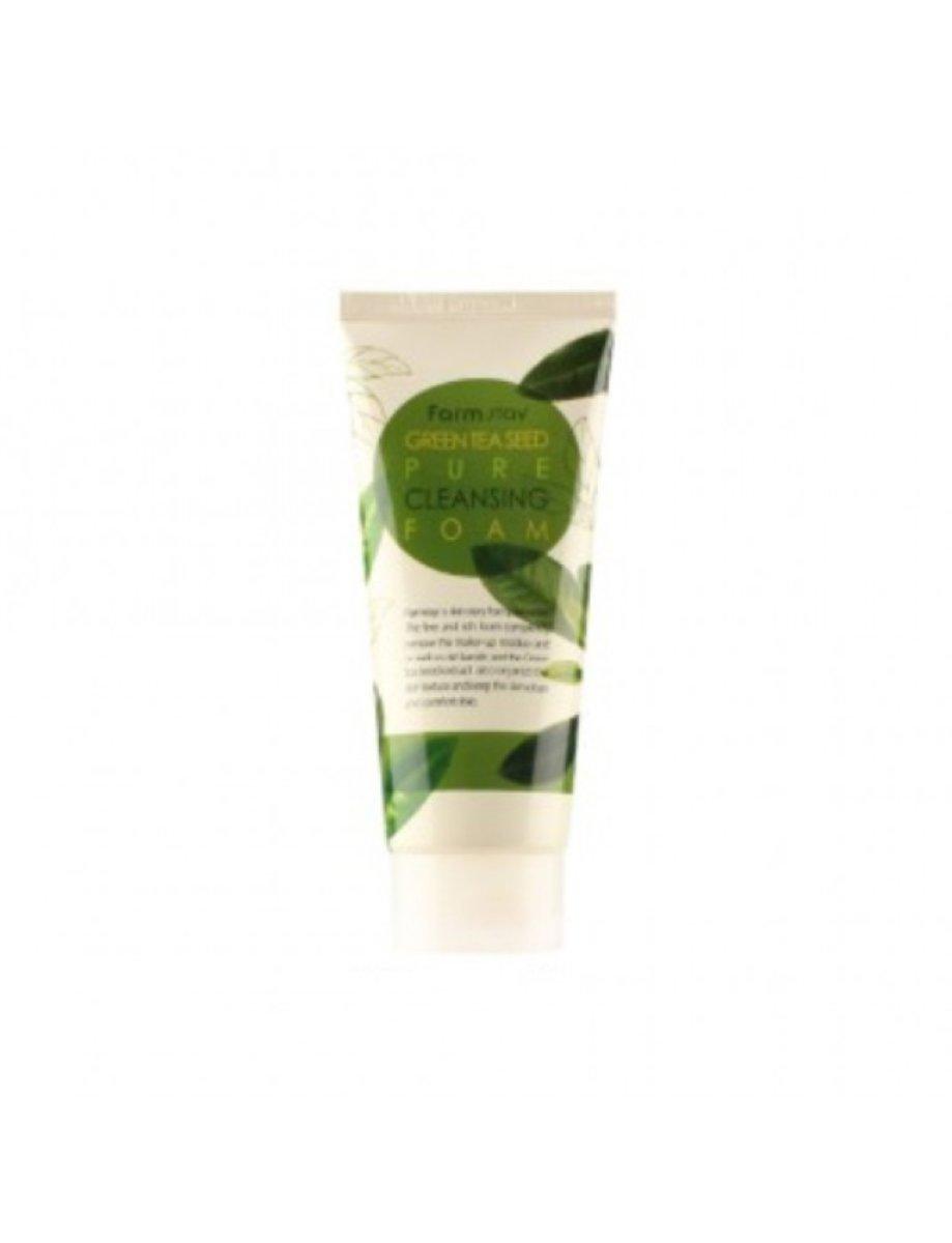 Green Tea Seed Pure CLeansing Foam 180ml