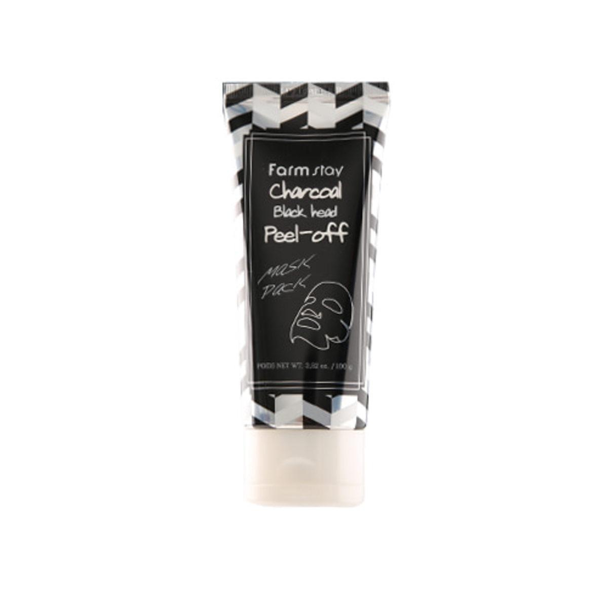 Charcoal Blackhead Peel-Off Mask Pack 100g (ref:77241)