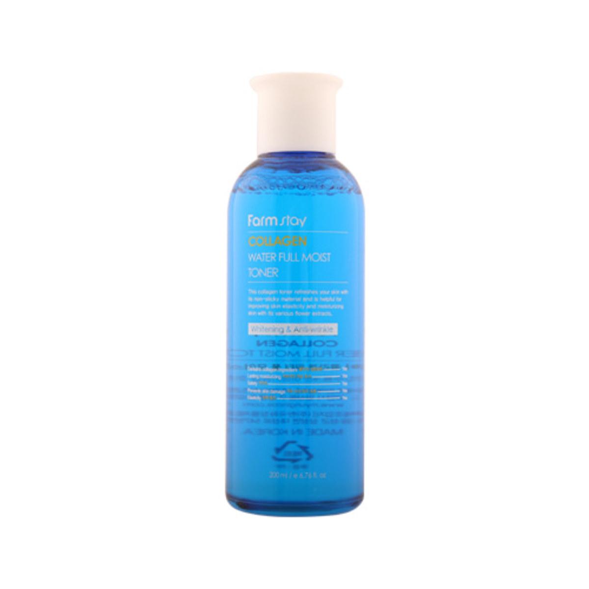 Collagen Water Full Moist Toner 200ml