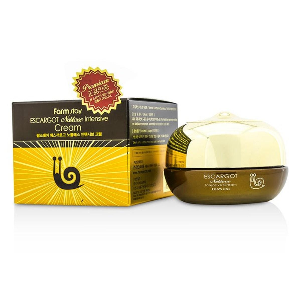 ESCARGOT Noblesse Intensive Cream 50g