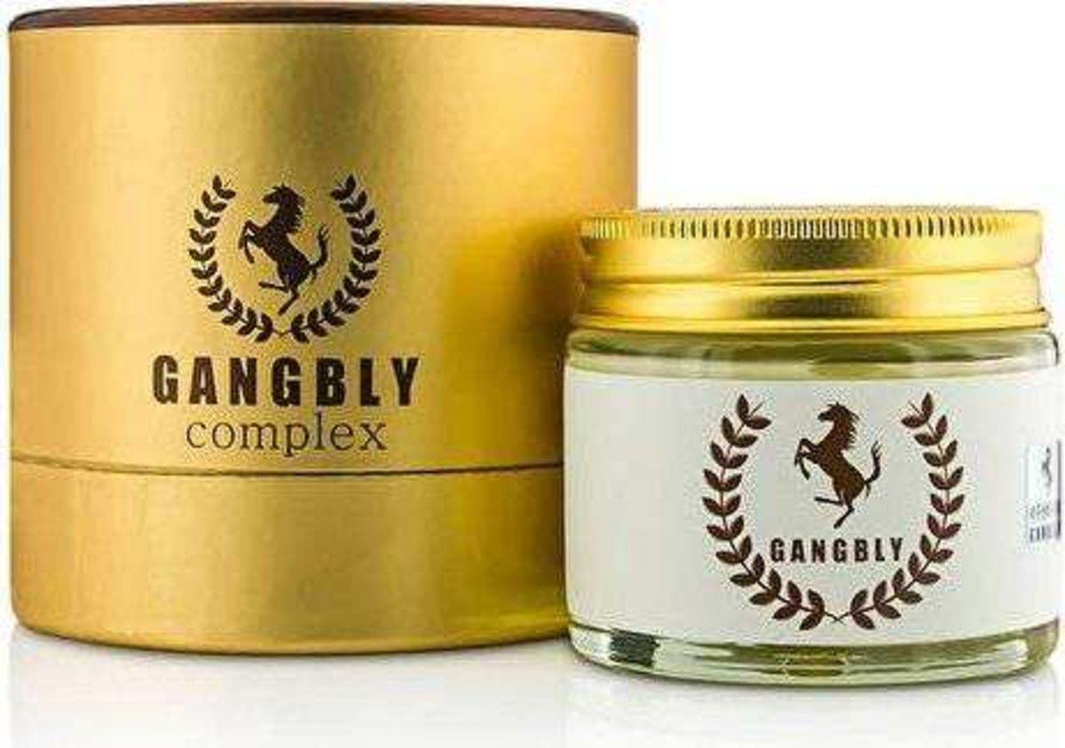 Complex Horse Oil Cream 70g (Gold) (EXP2020/08)