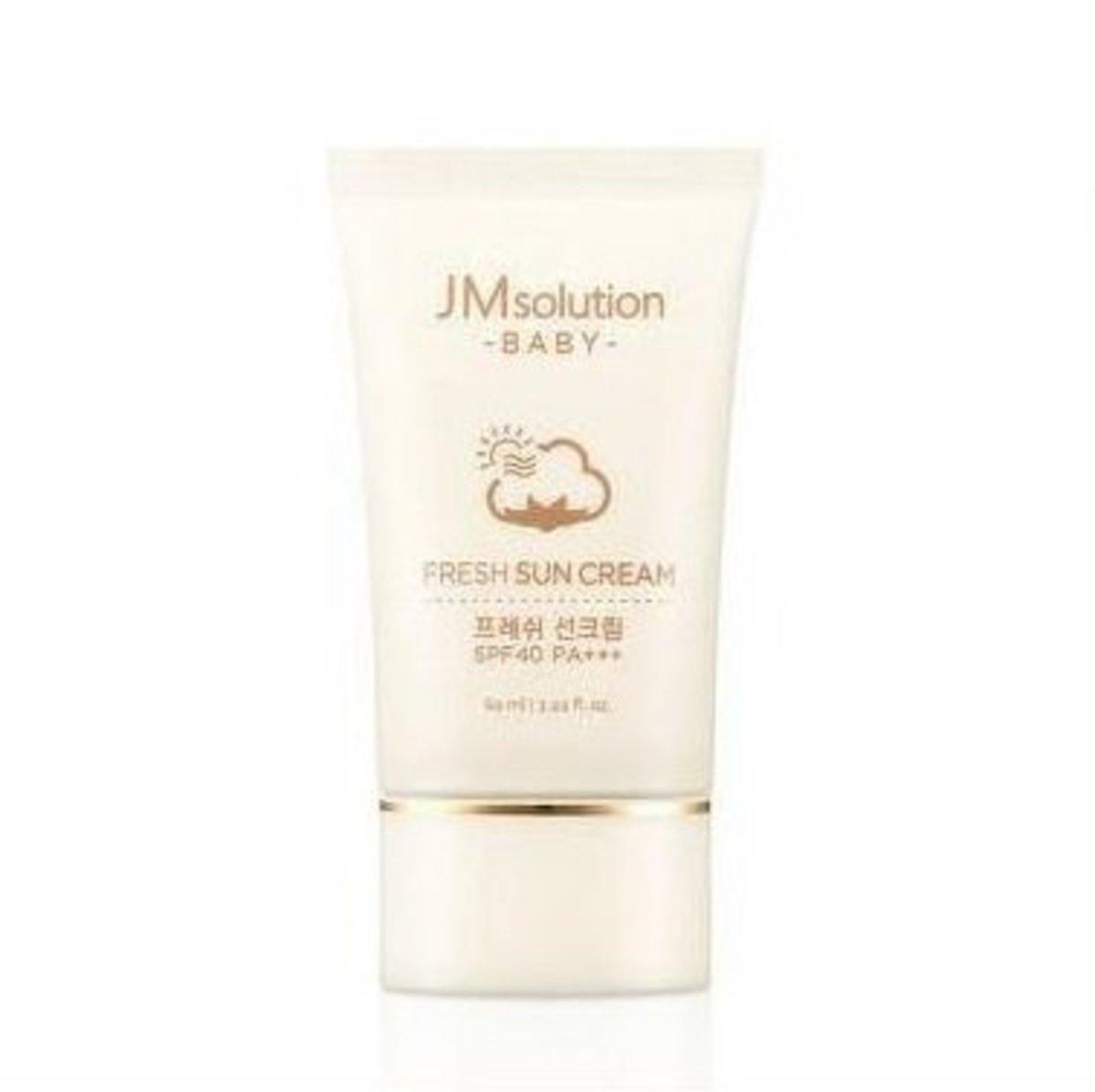 BABY Fresh Sun Cream 60ml SPF40 PA+++
