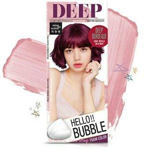 愛茉莉 精油護髮泡沫染髮劑 5BR (深酒紅色)