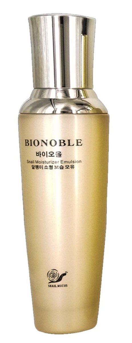 BIONOBLE Snail Moisturizer Emulsion 130ml