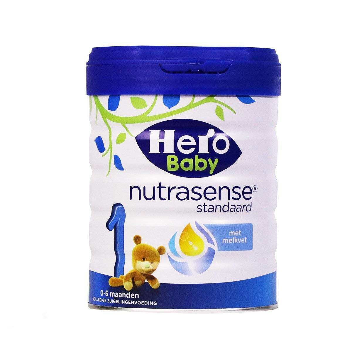 1 Nutradefense 800g (Birth to six months) [Parallel Imports]