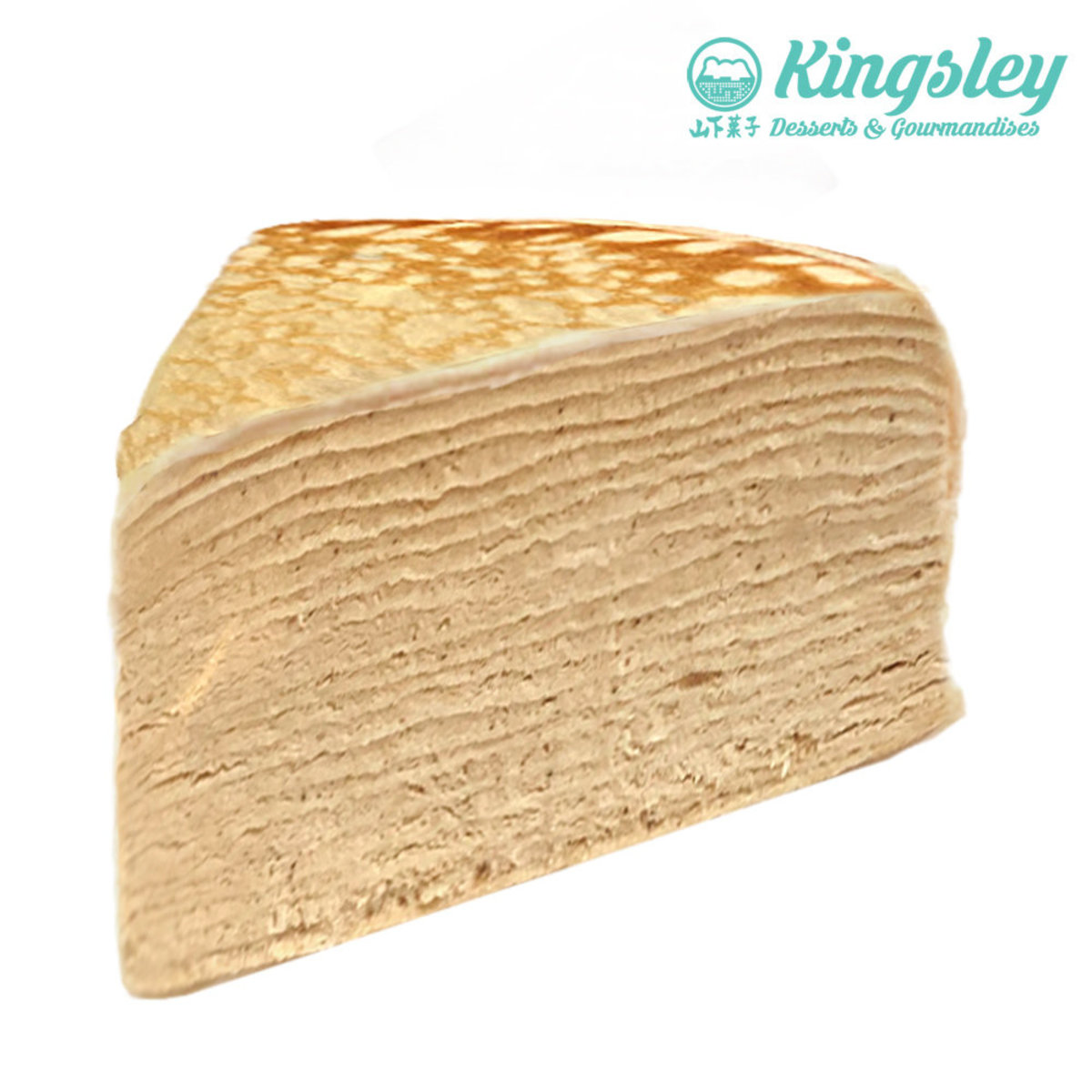 Earl Grey Tea Mille Crepe Cake (Whole)Coupon