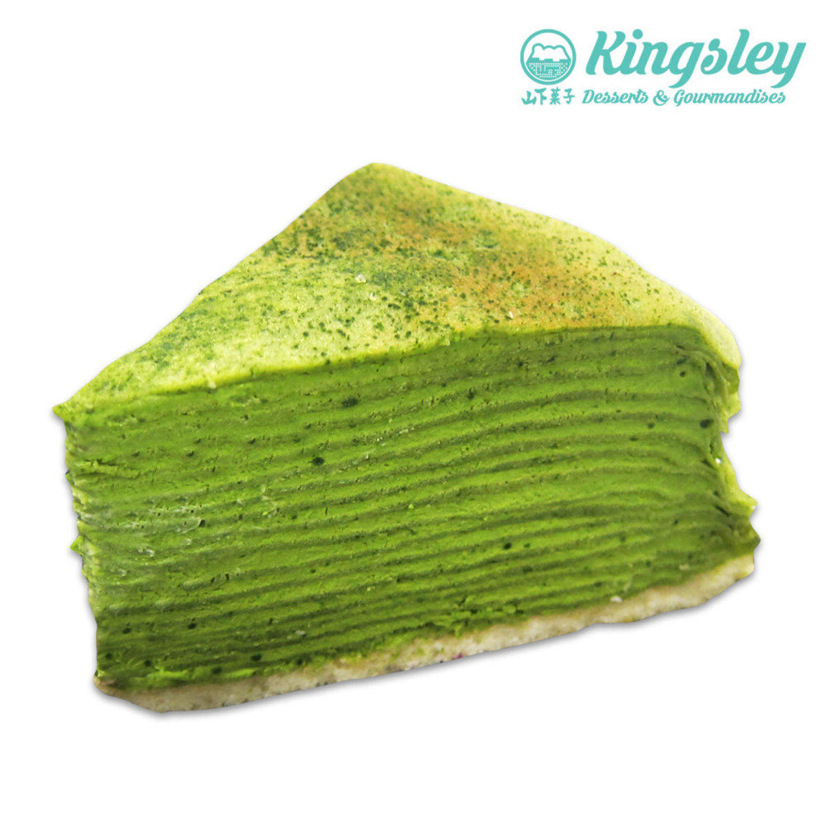 Matcha Mille Crepe Cak(Whole)Coupon