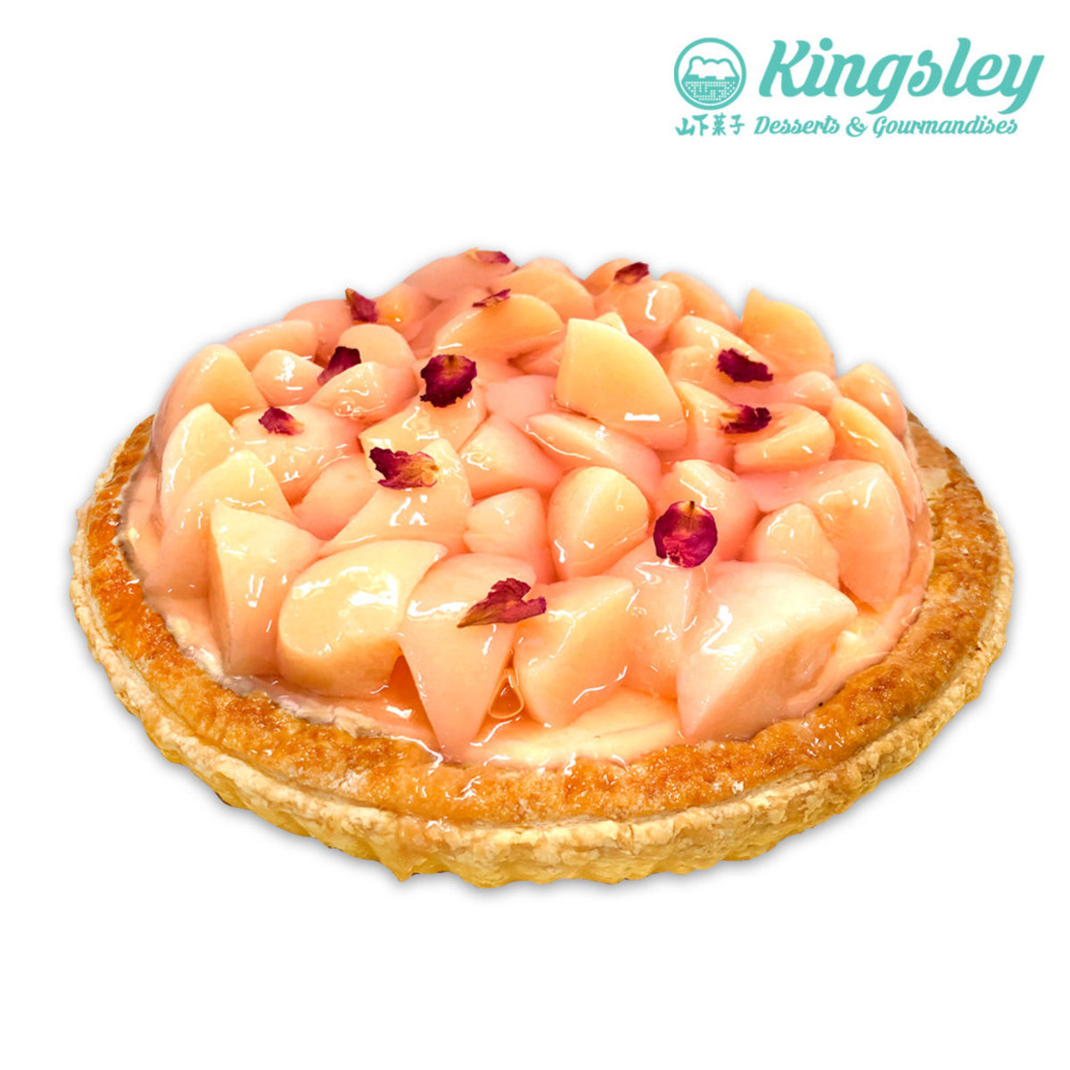 "Japanese Peach Tart 7.5"" Coupon"