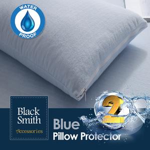 (第二代)防水枕頭保護套-顏色隨機 (1個) - 贈品