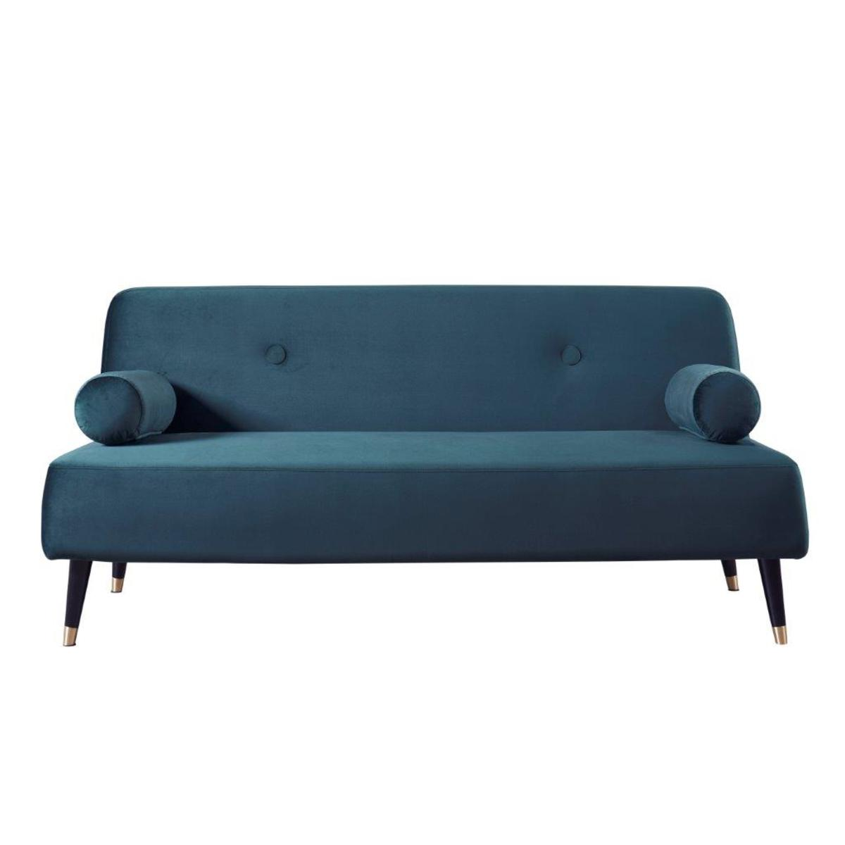 "72"" Fabric Sofa Three Seater(Green COLOR)"