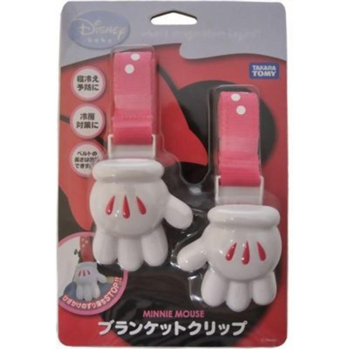 TAKARA TOMY Disney Minnie Blanket Clip 4904810351993