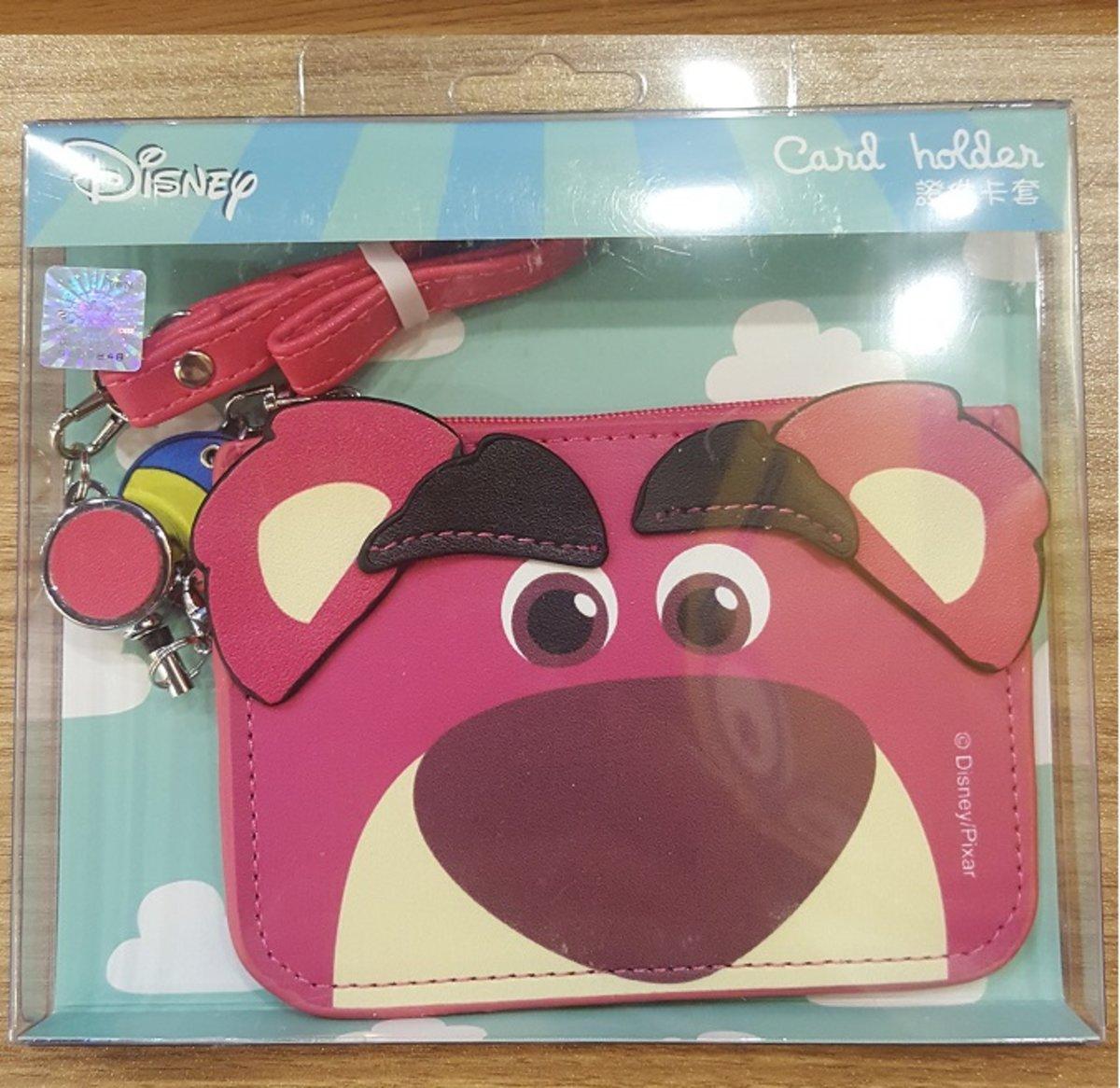 Disney Card Holder Lotso D71-1-0104