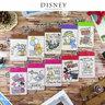 Disney Leather Card Holder ( cardholder09 ) Winnie the Pooh