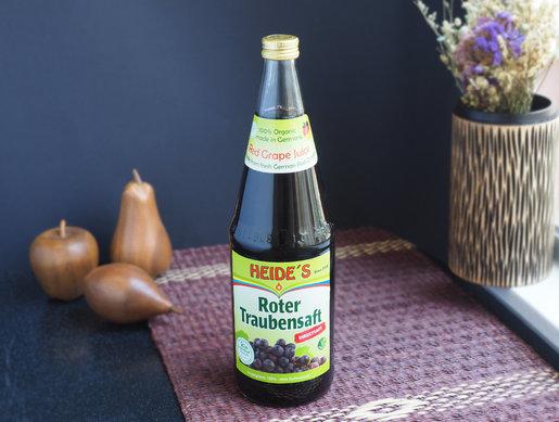 德國有機紅提子汁