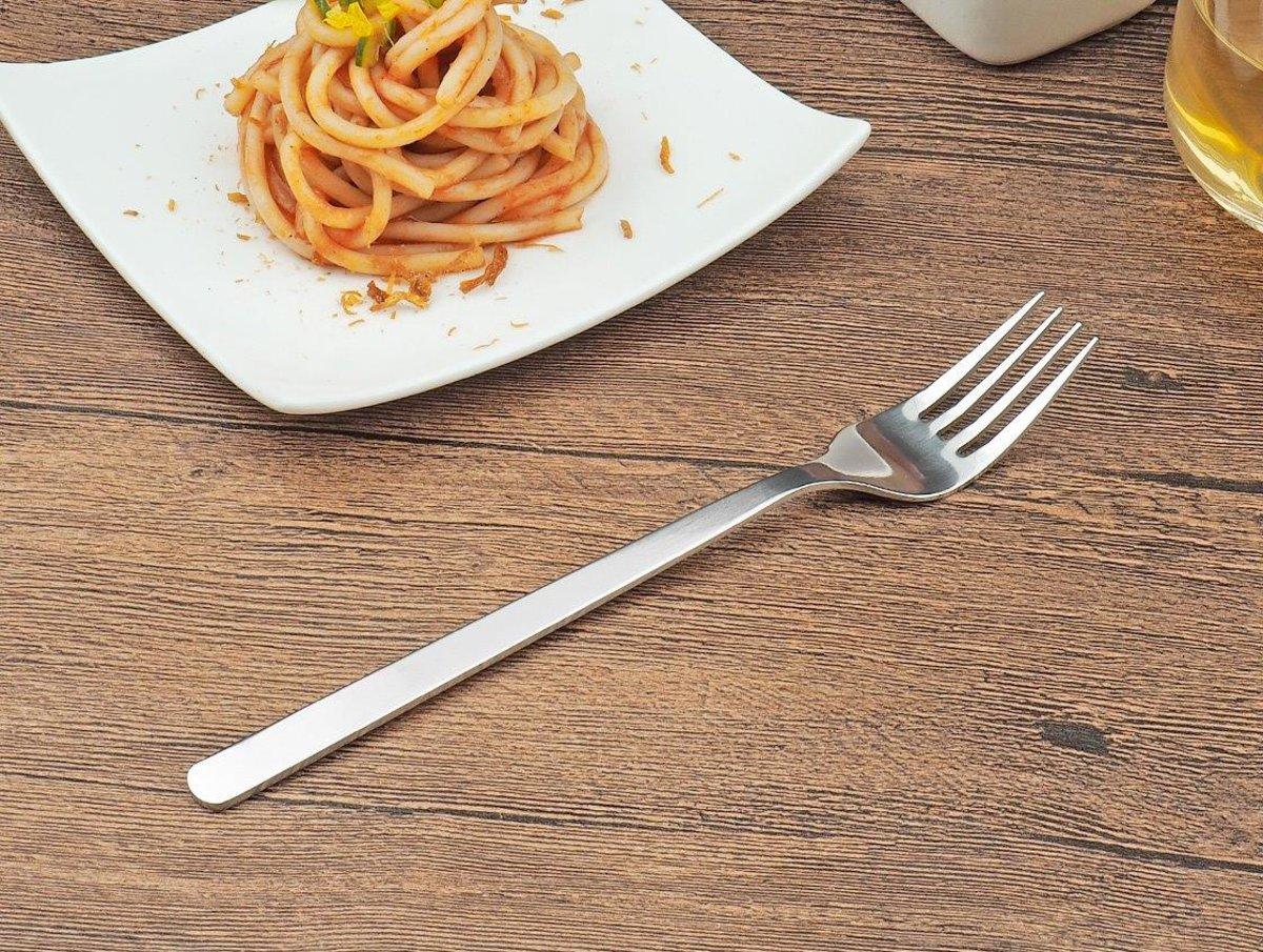 不銹鋼餐叉(17cm)