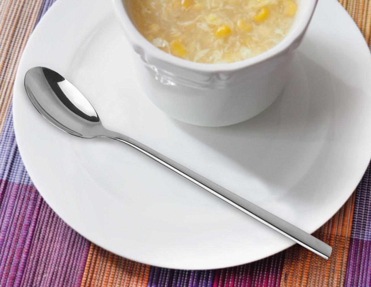 不銹鋼韓式湯匙