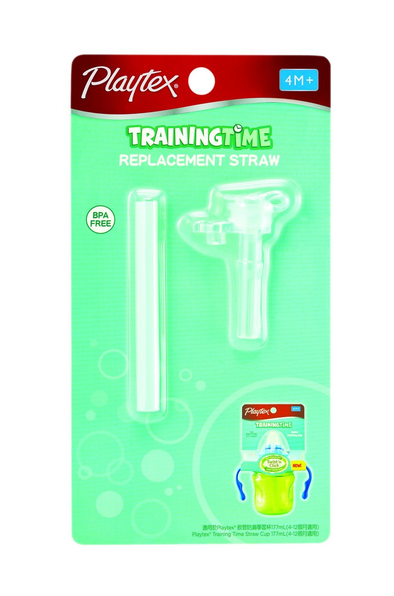 Playtex Replacement Straw for Stage 1 Straw Cup