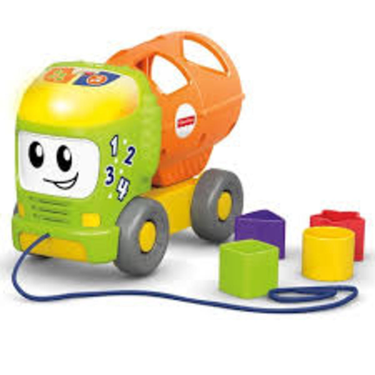 FP Sort & Spill Learning Truck
