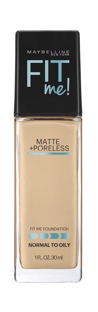 Fit Me Matt & Pore Foundation  125