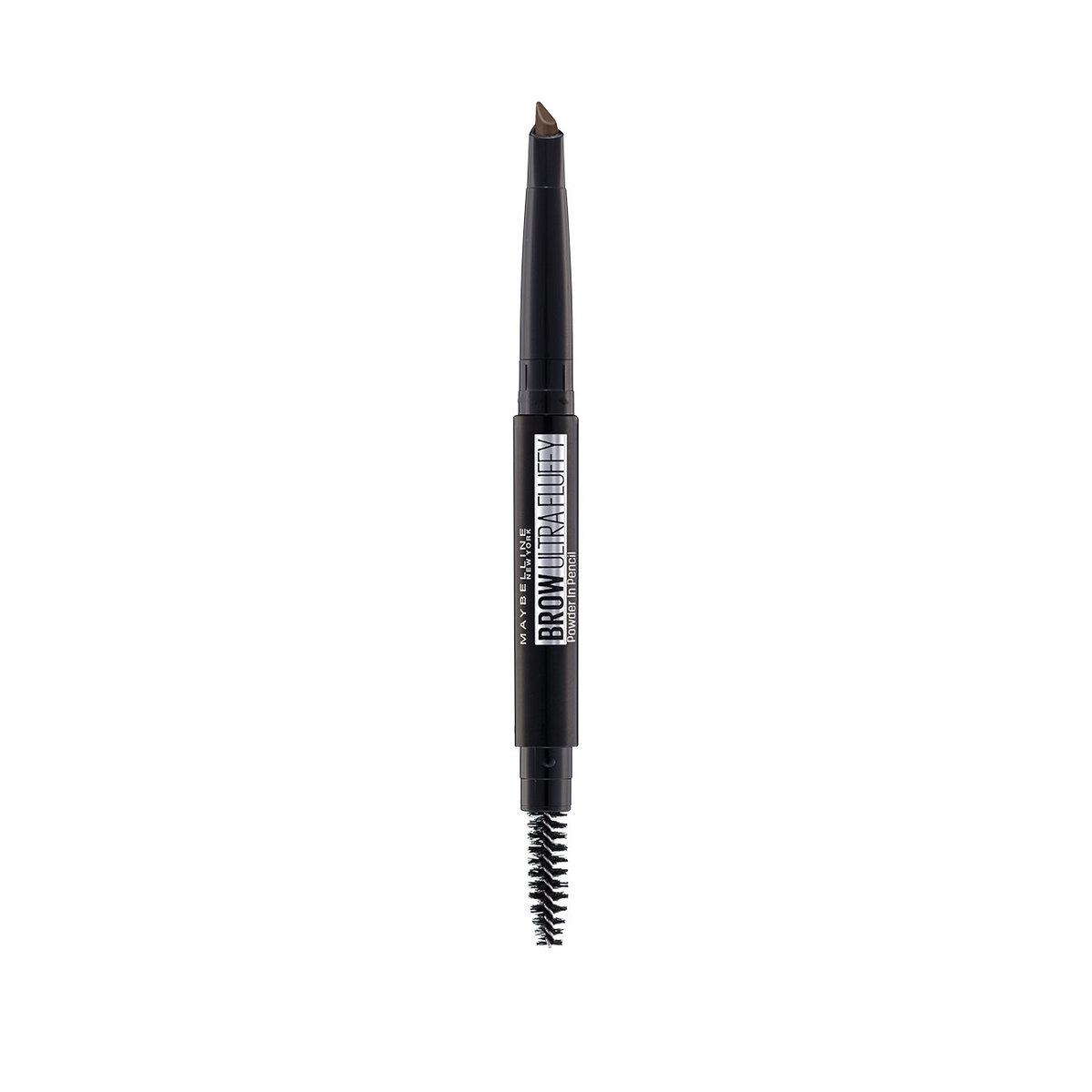 Brow Ultra Fluffy Powder in Pencil Br1 Dark Brown
