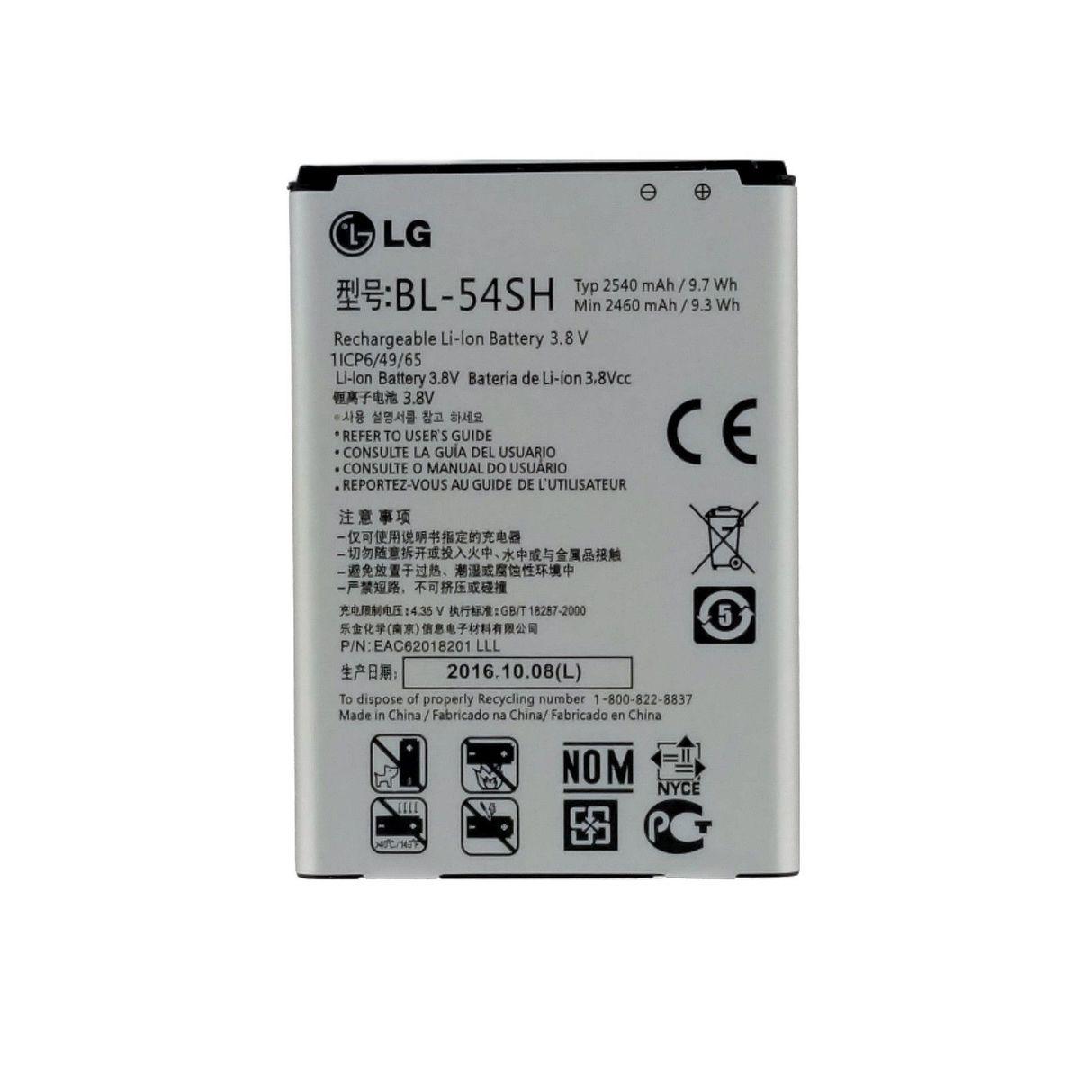 D410 L90 Dual Battery