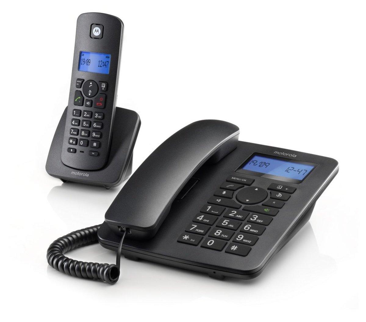 C4201 數碼室內無線組合電話【香港行貨】