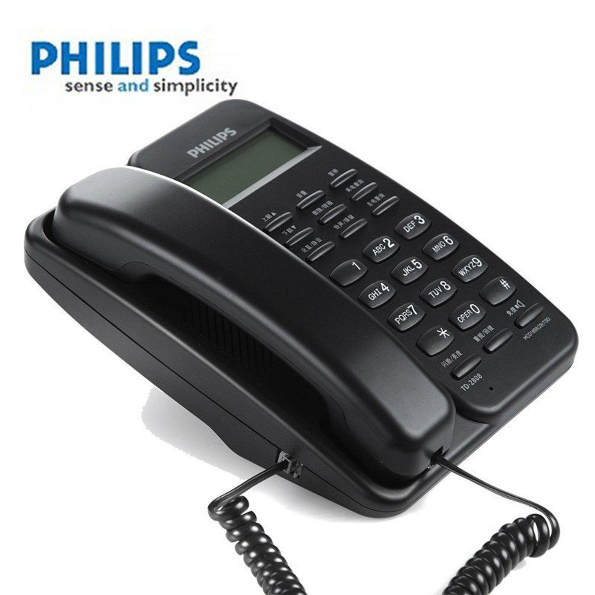 TD2808 有線室內電話