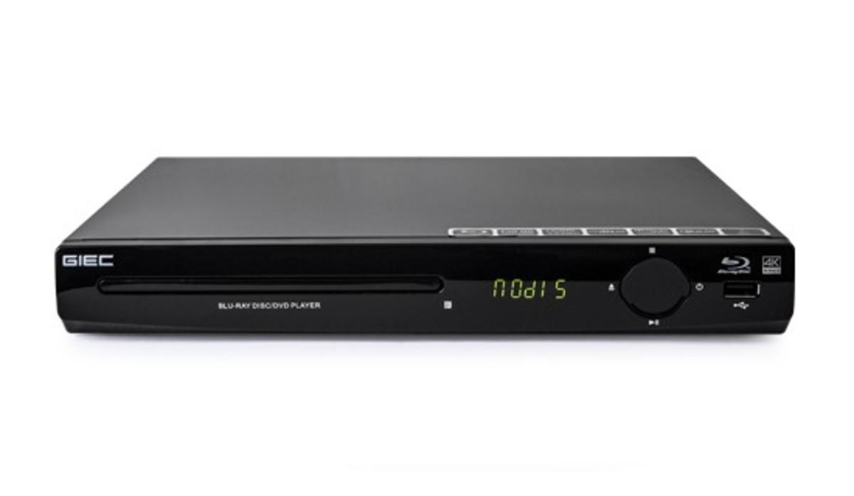 BDP-G2805-4K Blu-Ray藍光DVD機【香港行貨】