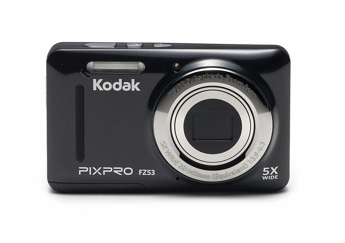 Kodak PIXPRO FZ53 Digital Camera【Authorized Goods】
