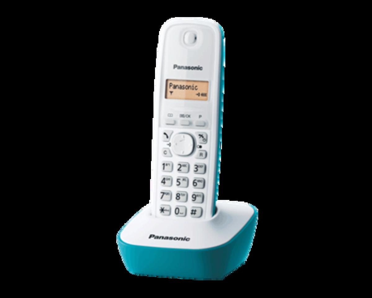 KX-TG1611HK DECT Phone【Authorized Goods】