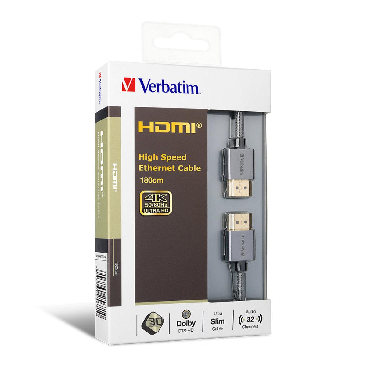 HDMI 2.0 4K傳輸線 (香港行貨)