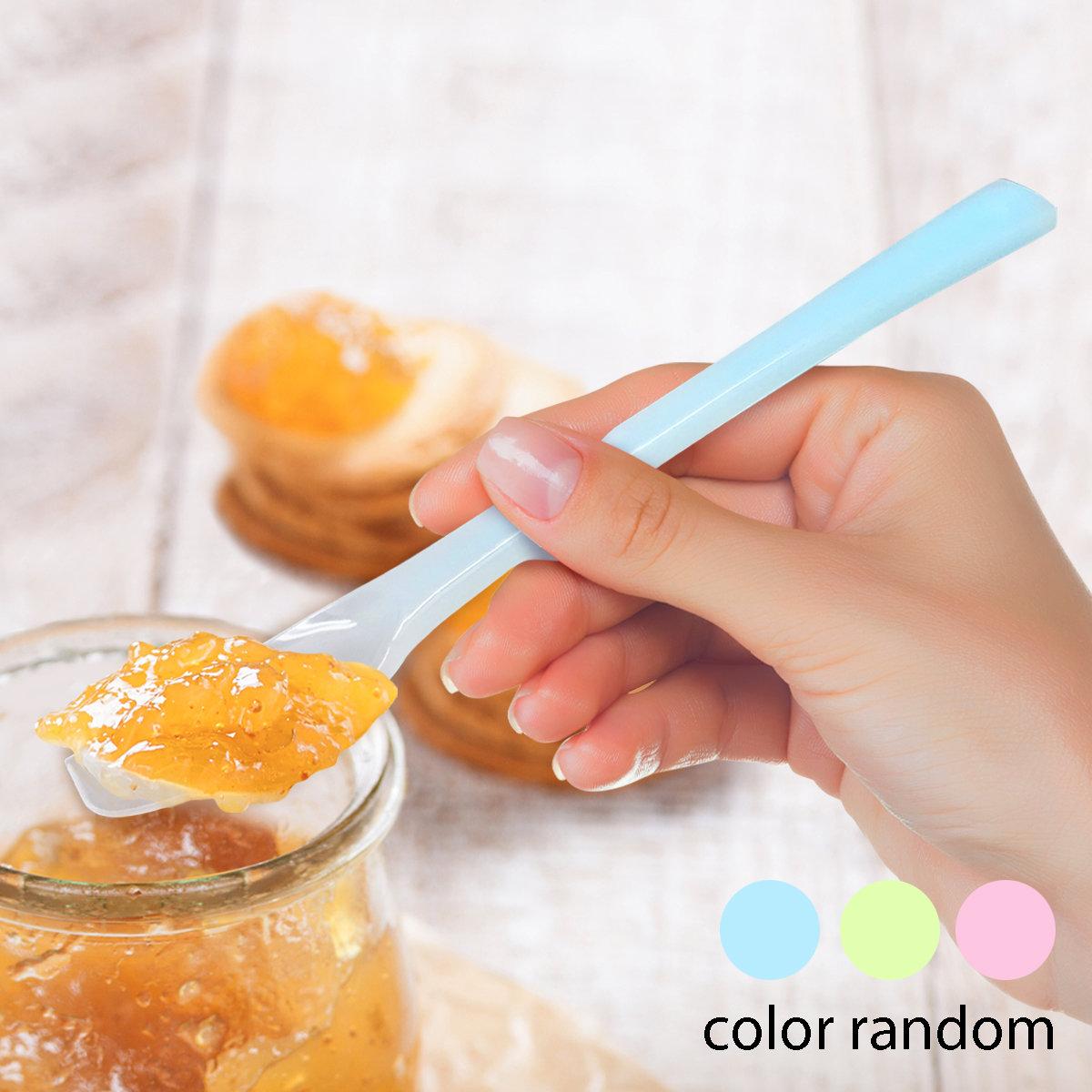 Made in Japan Slim Cooking Spatula Jam Spoon (Color Random) (315905)