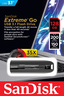 128GB EXTREME GO USB 3.1 FLASH DRIVE