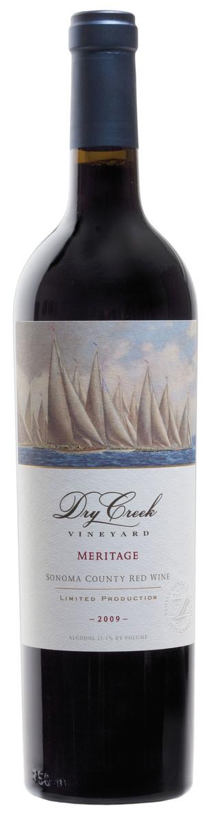 Dry Creek Vineyards Meritage 2009