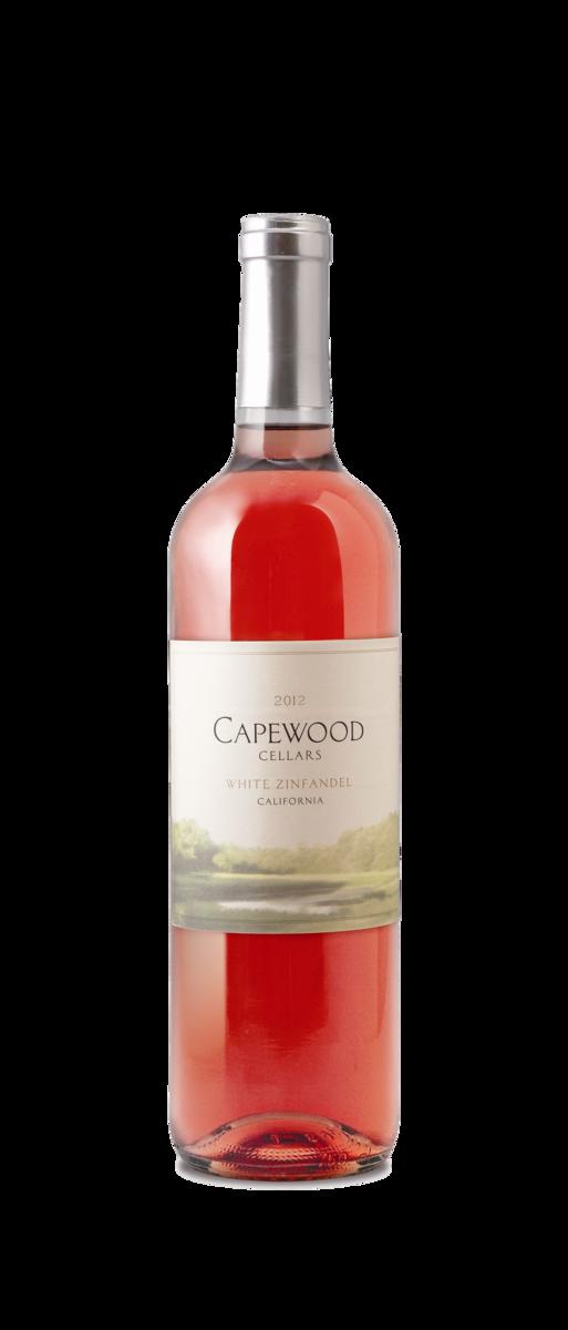 Capewood White Zinfandel 2012