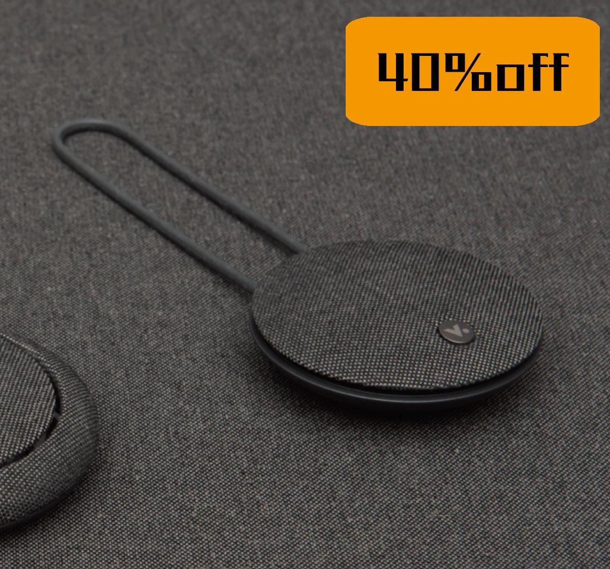 Vistic fara hanger type Car Fragrance - Black No.9