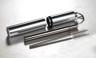 不銹鋼伸縮飲管連專用纖維飲管刷-銀色
