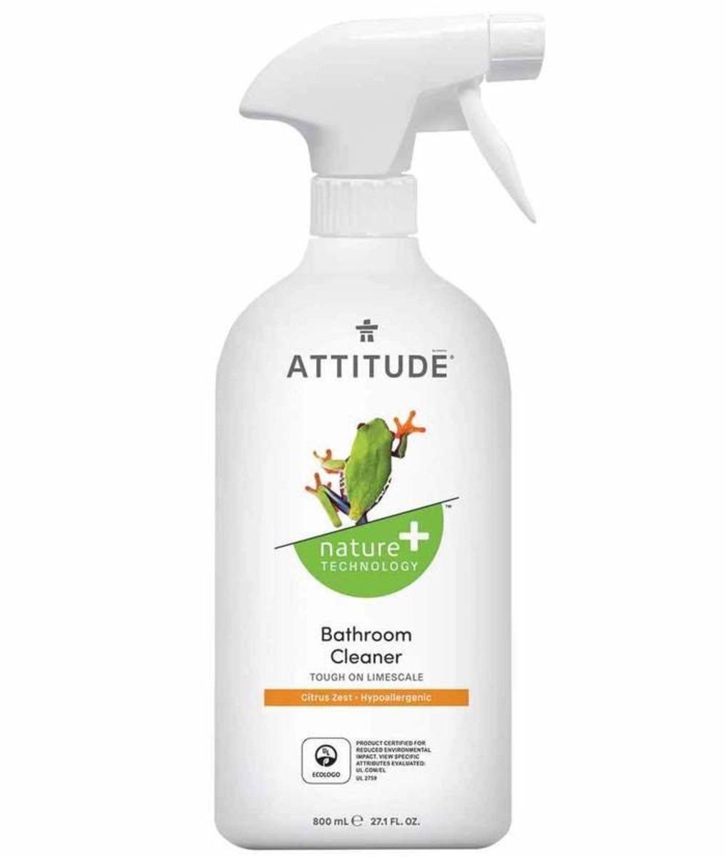 Bathroom Eco Cleaner Citrus Zest 800 mL Tough on limescale