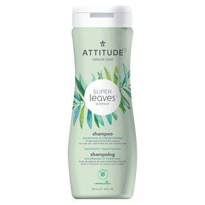 ATTITUDE Super Leaves 滋養強韌髮質洗髮水 (葡萄籽油和橄欖葉) 473mL 473 mL