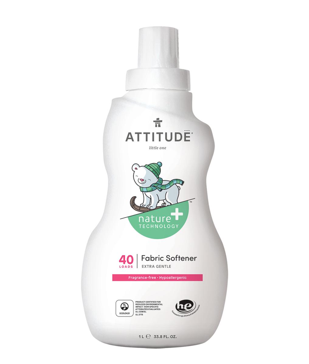 嬰孩濃縮衣物柔軟劑 1L 無香 (Nature + Technology™)