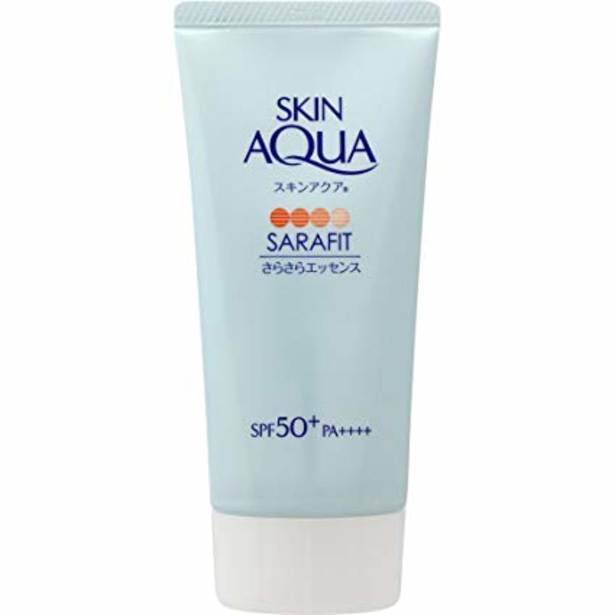 SKIN AQUA 抗UV清爽保濕防曬霜 無香 80g (平行進口貨品)