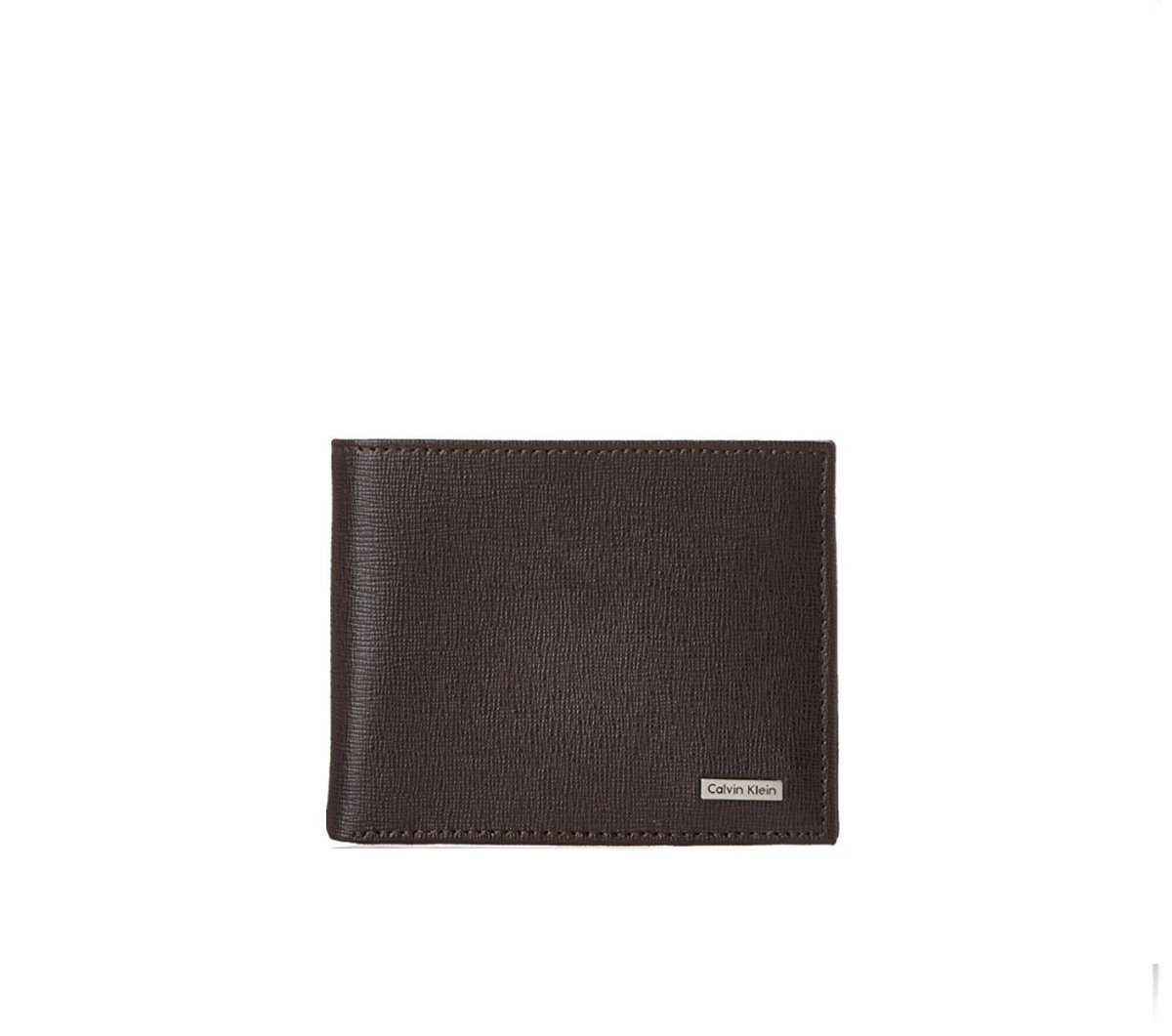 【Father's Day Selection 】Classic Leather PASSCASE  - Brown