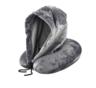 [Memory Foam, U-Shape, Travel ] U-Shape, Memory Foam Travel Neck Pillow with Hoop Cap