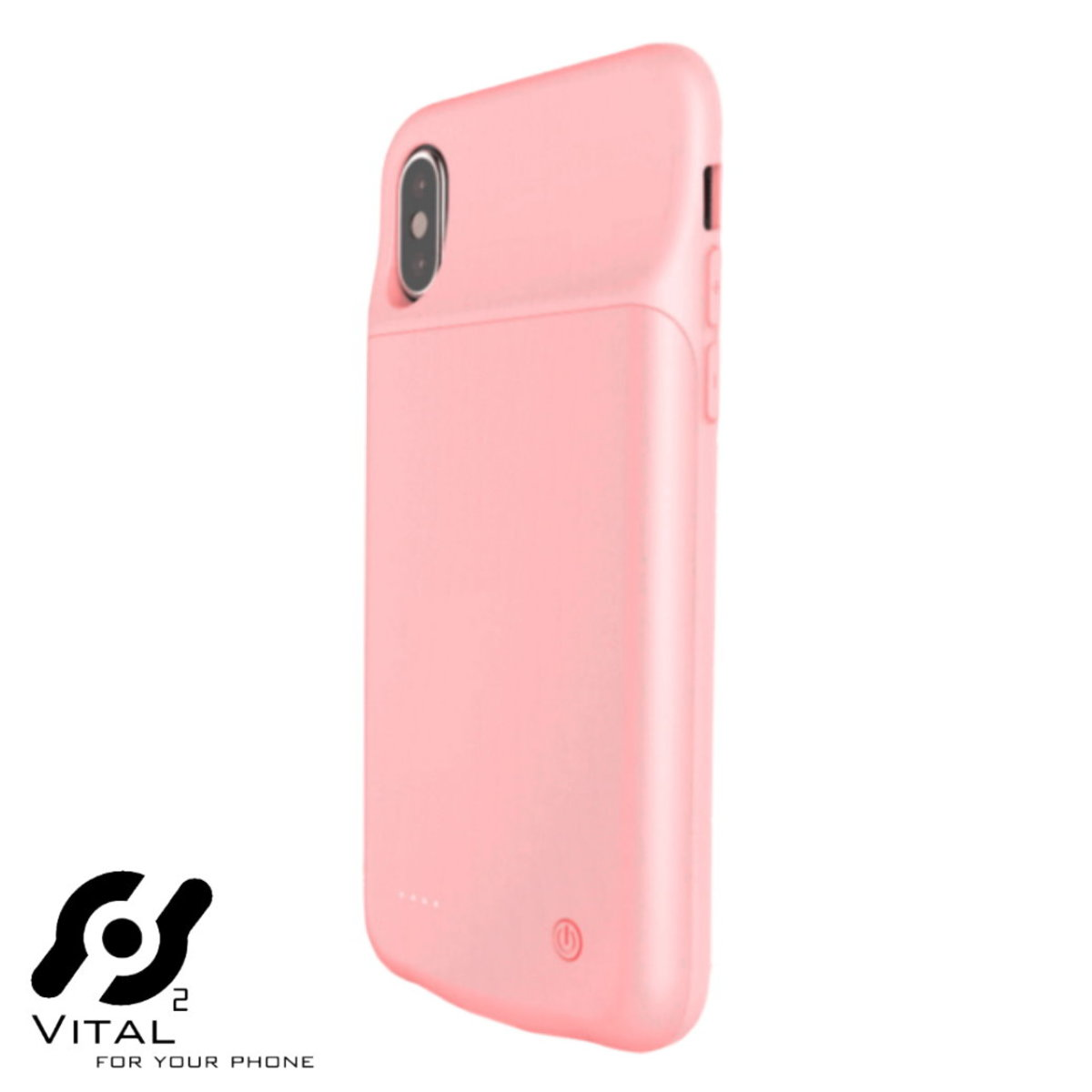 "Charge It Up — LUXICA OXYGEN Ultra Slim Power Case ( IPHONE 6/7/8 ) (4.7"") PINK"