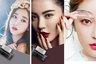 Browvo! — Korea 3SecBROW Eyebrow Makeup Stamp Set ( Color. Light Brown )