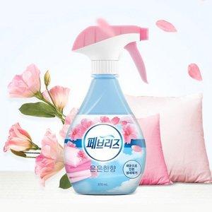 P&G Febreze Double Action Fabric Deodorant Mist 370ml (Soft Floral)