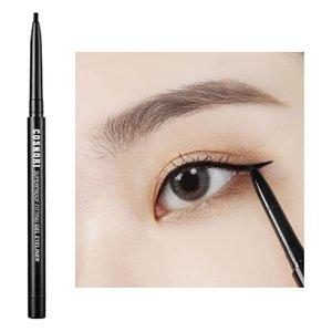 Cosnori Super Proof Fitting Gel Eyeliner 2mm (01.vivid black)