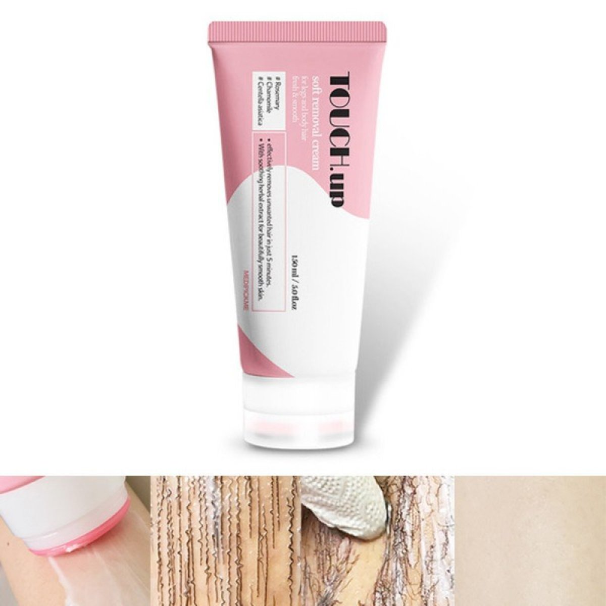 Touch Up Soft Hair Removal Cream(韓國人氣熱賣中)
