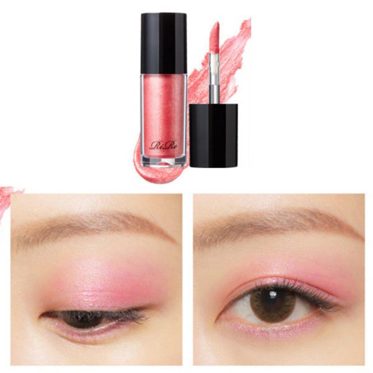 閃亮珠光眼影液 (2.Pink Dress)