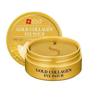 SNP 黃金骨膠原眼膜 (60片)